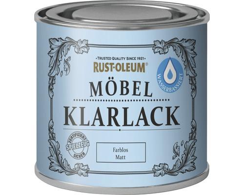 Kreidefarbe Klarlack transparent 125 ml