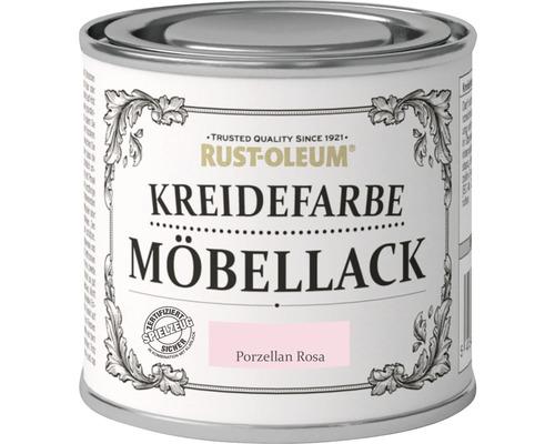 Kreidefarbe Porzellan rosa 125 ml