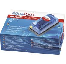 Luftpumpe AquaParts Airpump 3 W 3,5 l/min-thumb-0