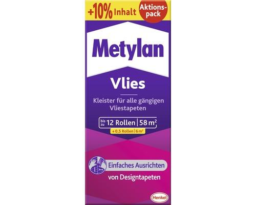 Colle à tapisser papier peint intissé Metylan 360 g + 10%