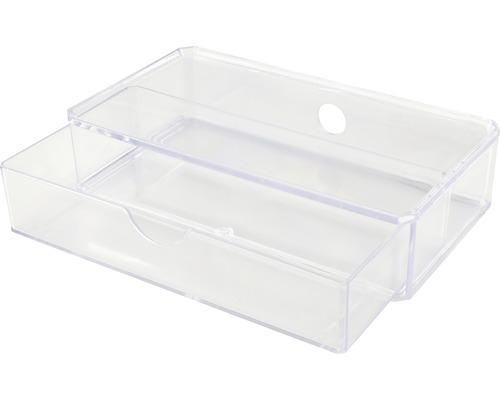 Organisateur mini tiroirs PS 18x5x10 cm 86893