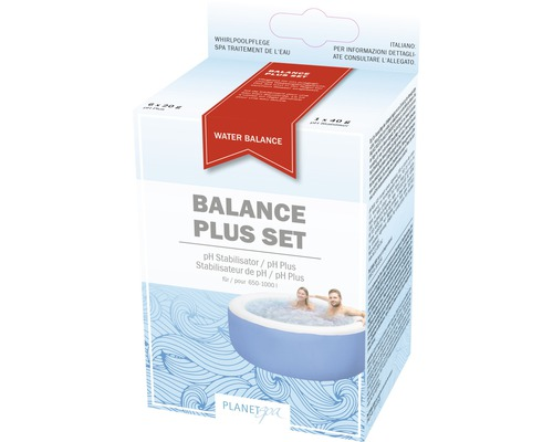 Régulation du pH Balance Plus, Planet Spa