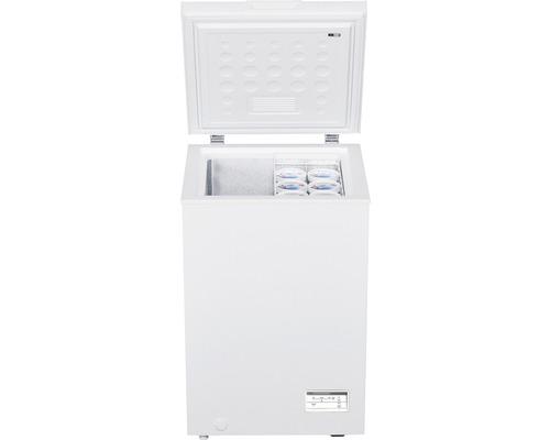 Congélateur coffre PKM GT 100 lxhxp 54.50 x 84.70 x 55 cm