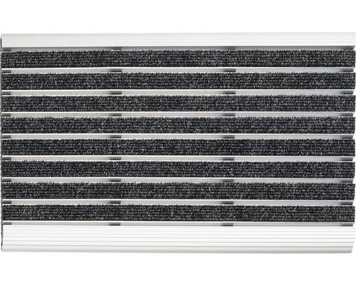 Tapis aluminium Calypso 40x60 cm