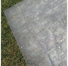 Aufstellpool Stahlwandpool-Set oval 744x575x132 cm inkl. Sandfilteranlage, Skimmer, Leiter, Filtersand & Bodenschutzvlies weiß-thumb-5