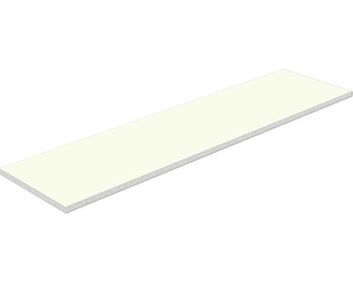 ABS-Kante 2x23 mm weiß (Meterware) 75 m