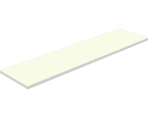 ABS-Kante 2x15 mm weiß (Meterware) 150 m