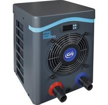 Poolheizung Miniwärmepumpe Gre 2,5kW Heizleistung bis 20m³ grau-thumb-0