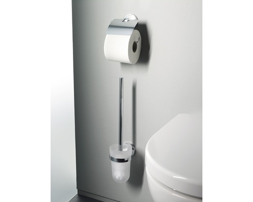 Kit de démarrage WC Emco Loft 3 pièces chrome 079800100