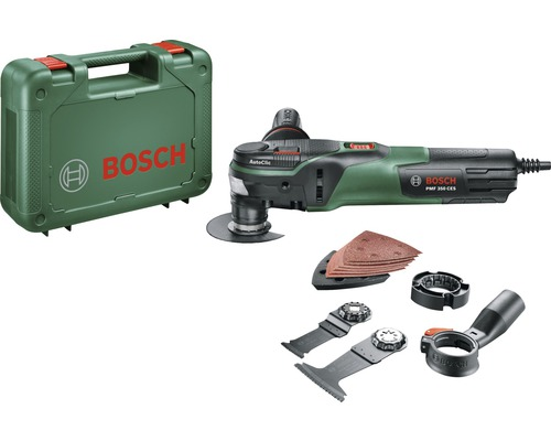 Multifunktionswerkzeug Bosch PMF 350 CES