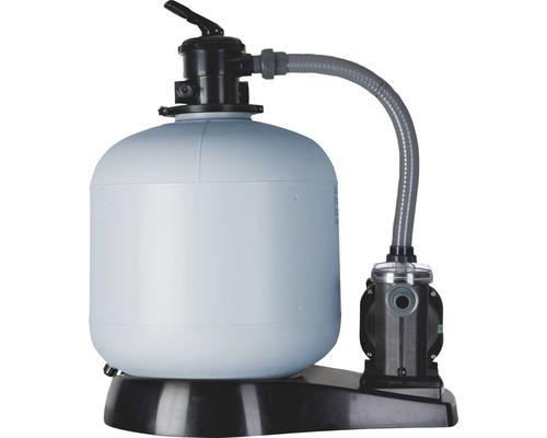 Groupe de filtration à sable pour 10 m³/h gris