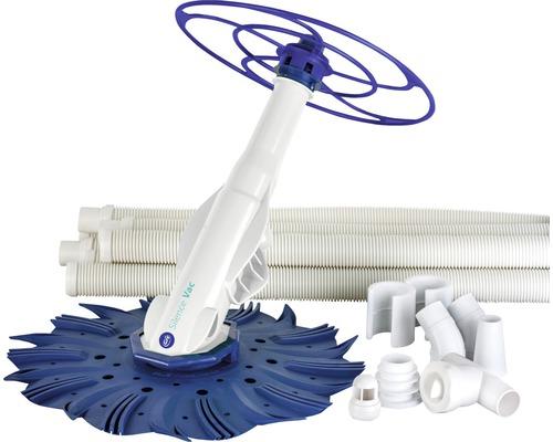 Robot piscine, nettoyeur de piscine, nettoyeur de sol automatique bleu