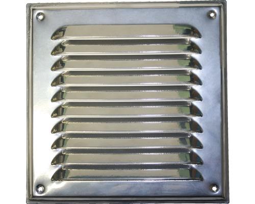 Grille de recouvrement Rotheigner en aluminium de 150x150 mm