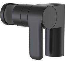 Colonne de douche avec thermostat AVITAL Topino noir mat-thumb-2