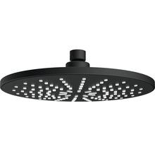 Colonne de douche avec thermostat AVITAL Topino noir mat-thumb-3