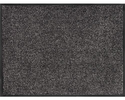 Paillasson anti-salissures Express graphite 120x180 cm