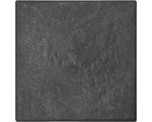 Pas japonais, dalle de jardin Stomp Stone 30 x 30 cm gris