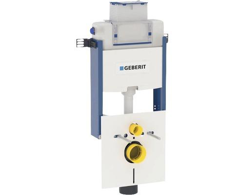 Bâti-support Geberit Kombifix 98 cm avec réservoir de chasse d''eau pour WC suspendu Omega 12 cm montage encastré pour actionnement par le haut ou par l''avant 110.010.00.1