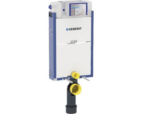Bâti-support pour WC suspendu Geberit Kombifix 108 cm avec réservoir de chasse d''eau montage encastré Omega 12 cm 110.020.001