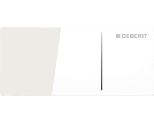 Plaque de commande électronique GEBERIT type 70 pour bâti encastré Sigma blanc 115.630.SI.1