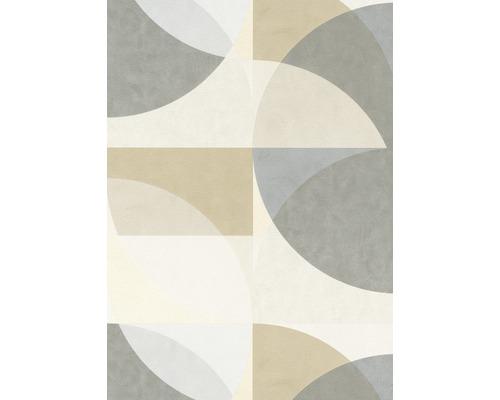 Papier peint intissé 10150-02 ELLE Décoration Graphique beige