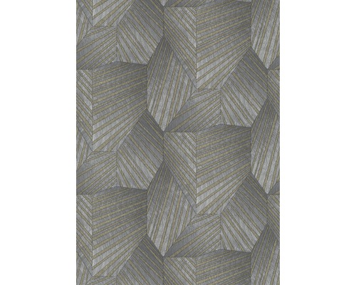 Papier peint intissé 10152-10 ELLE Décoration Graphique gris