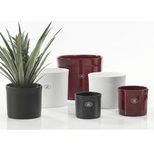 Pot de fleurs Soendgen Miami céramique Ø 13 H 11 cm blanc-thumb-3