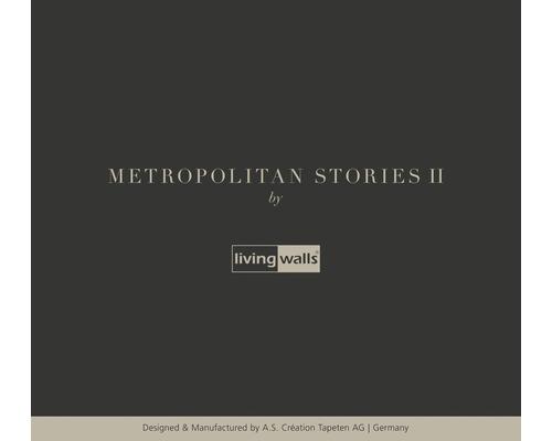 Catalogue de papiers peints Metropolitan Stories II