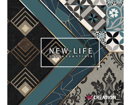 Catalogue de papiers peints New Life