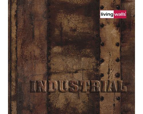 Catalogue de papiers peints Industrial