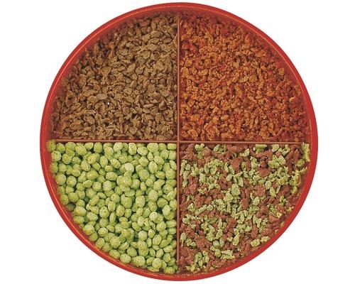 Nourriture granulée sera menu 150 ml