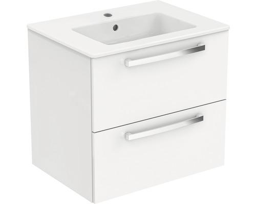 Ensemble de meubles de salle de bains Ideal Standard Eurovit Plus blanc à haute brillance 61 cm K2979WG