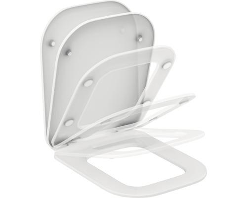 Ideal STANDARD WC-Sitz Tonic II weiß mit Absenkautomatik K706501