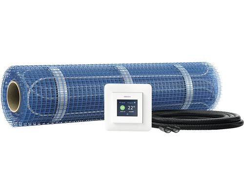 Plancher chauffant électrique EBECO Thermoflex Kit 500 160W/m² 430W 2,7 m²