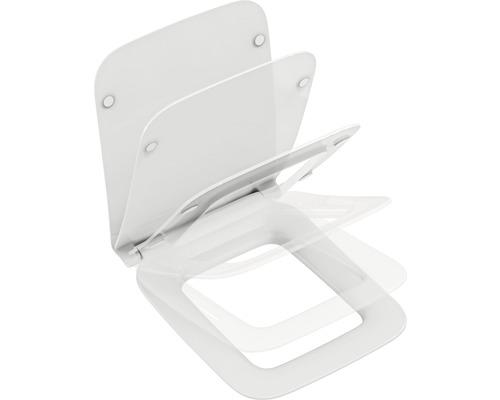 Ideal STANDARD WC-Sitz Strada II weiß mit Absenkautomatik T360101