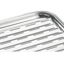 Plat en acier inoxydable pour barbecue Tenneker®-thumb-1