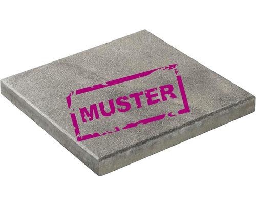 Échantillon de dalle de terrasse en béton iStone Basic calcaire coquillier