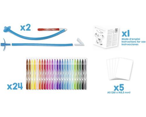 Kit de base feutres à souffler Blow Pen