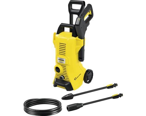 Hochdruckreiniger Kärcher K 3 Power Control (Druck 20-120 bar, 380 l/h) inkl. G 120 Q Power Control-Pistole und Strahlrohren