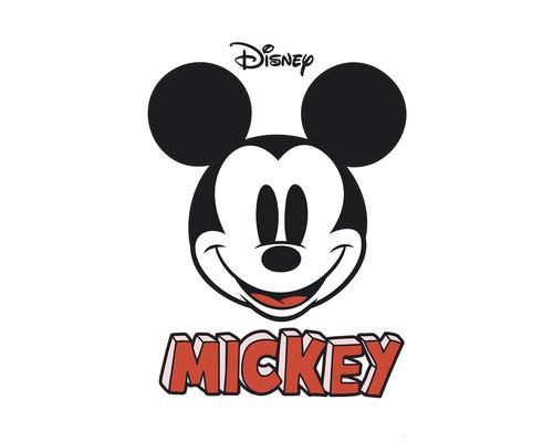 Sticker mural Mickey Smile 127 x 200 cm