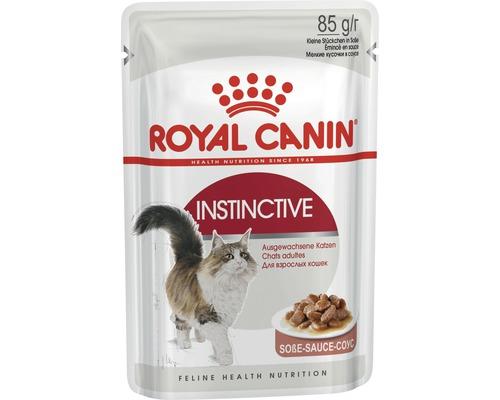 Nourriture pour chats Royal Canin Instinctive, 85 g
