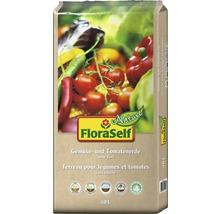 Tomaten- und Gemüseerde FloraSelf Nature 40 L-thumb-0