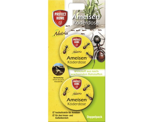 Piège à fourmis Protect Home Natria 2 pièces