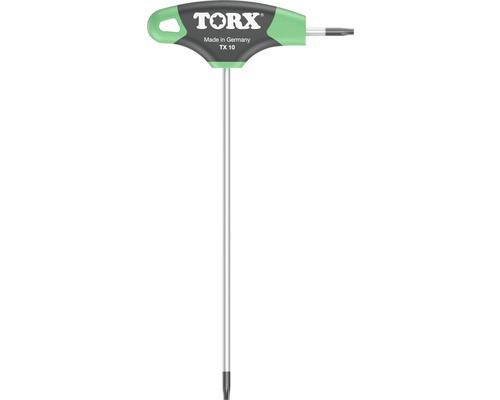 Tournevis à poignée en T TX10 TORX 70495 avec Duplex Grip