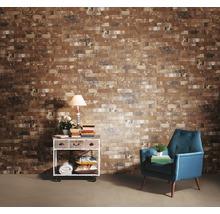 Listel Brick Antica Fornace rosso 6x25cm-thumb-1