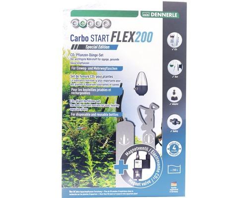 Kit de fumure CO2 pour plantes DENNERLE CarboSTART Flex200 Special Edition