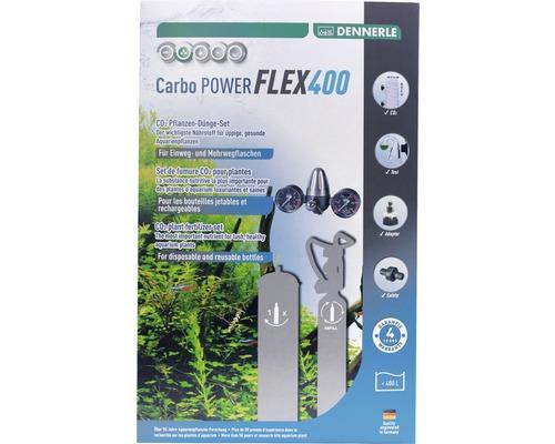 CO2 Pflanzen-Dünge-Set DENNERLE CarboPOWER Flex400