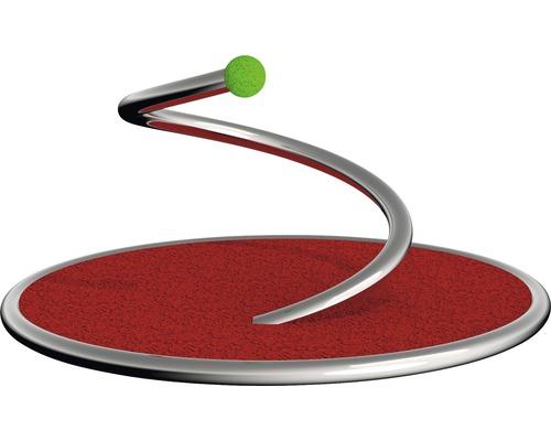 Manège stilum play Curvus caoutchouc Ø 133 H 68cm anthracite
