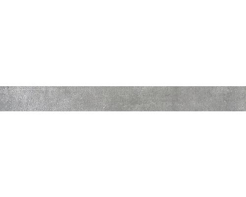 Plinthe Metropolitan dark grey 7 x 60 cm