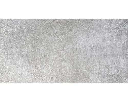 Carrelage mur et sol en grès cérame fin Metropolitan light 30 x 60 cm